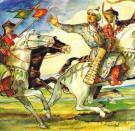 Atilla fia, Csaba királyfi