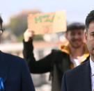 Elismerte Márki-Zay Péter, hogy beengedné a migránsokat Magyarországra