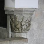 A bényi premontrei templom magyar vitézei