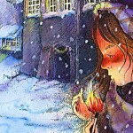 Hans Christian Andersen: A kis gyufaárus lány