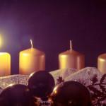 Advent – egy gyertya