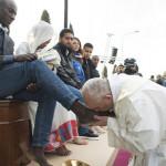 Bergoglio, a migránsok keresztpápája