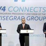 Ez történt a V4-ek és Ausztria budapesti csúcstalálkozóján