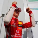 A legenda fia, Mick Schumacher a Forma-3 idei világbajnoka