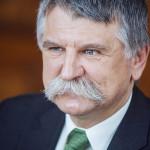 Kövér László: Újjá fogjuk építeni a Kárpát-medencét