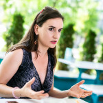 Az álkeresztény Lukácsi Katalin őrültségeket beszél