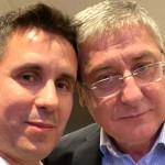 Két összeillő ember: Gyurcsány Ferenc és Czeglédy Csaba