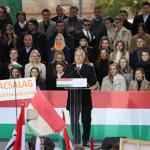 Orbán Viktor: Mi vagyunk az a Dávid, akit jobb, ha Góliát elkerül