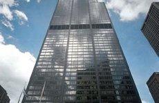 Nevet vált és kizöldül a chicagói Sears Torony