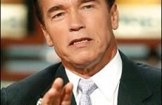 Schwarzenegger rendkívüli állapotot hirdetett