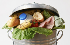 27 kg kidobott élelmiszer