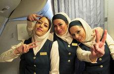 Kötelező muszlim kendő az Air France stewardesseknek
