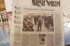 Magyar Nemzet-i szégyen
