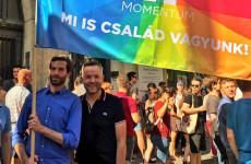 Német miniszter szemlézett a Pride-on