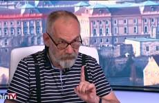 Tamás Gáspár Miklós és a gerincproblémák