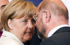 Sieg Heil! Liebe Angela!