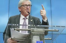 Juncker tovább zsarol