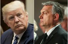 Trump: Orbán Viktor erős és bátor