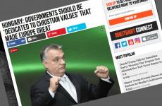 Nagyon durván kiálltak a külföldi kommentelők Orbán mellett