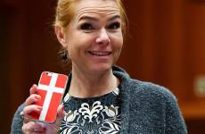 Migránsok támadtak a dán miniszterre