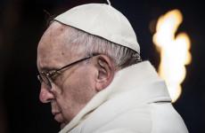 Az I. világháború kapcsán is a migránsok befogadásáról beszélt Ferenc pápa