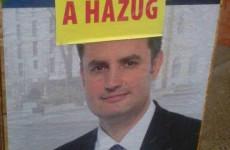A hazug polgármester volt a szombati ellenzéki tüntetés főszónoka