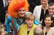 Go-go görlök védik Merkelt