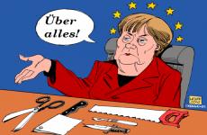 Ilyen Európát akar Merkel