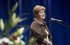 Szili Katalin őszintén kiállt a magyarságért
