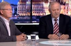 Amíg Orbán étkezik, addig Kunczéék nyelik a mérget
