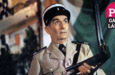 Itt a francia baloldal legújabb ellensége: Louis de Funes!
