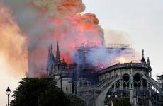 Lángoló templomok Franciaországban