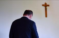 A német kereszténydemokrata csúcsjelölt és a feszület