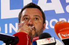 Salvini nem enged