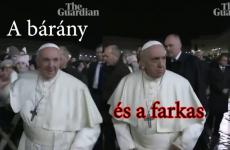 Ütős pápa