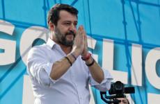 Migráns támadt Salvinire