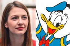 Donáth Anna és Donald kacsa