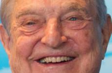 Soros úr, az erkölcsöt nem pénzért veszik