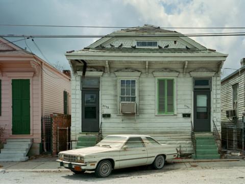 Fotó: Robert Polidori: 2732 Orleans Avenue, New Orleans, September 2005