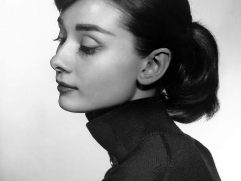 Fotó: Yousuf Karsh: Audrey Hepburn, 1956 © Estate of Yousuf Karsh