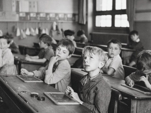 Fotó: Robert Doisneau: Párizs, 1956 © Robert Doisneau Atelier