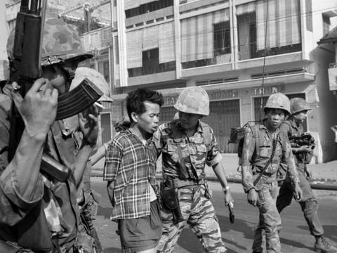 Fotó: Eddie Adams: Saigon, 1968. február 1. (AP Photo)