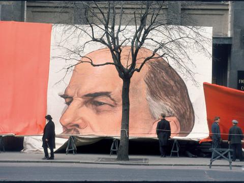 Fotó: Elliott Erwitt: Moszkva, 1967 © Elliott Erwitt/Magnum Photos/Courtesy of Edwynn Houk Gallery, New York and Zürich