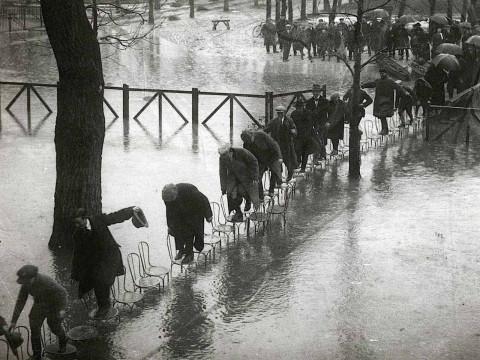 Fotó: Ismeretlen: Párizs, 1910 © Roger Viollet/Getty Images
