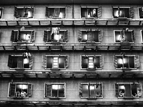 Fotó: Sebastião Salgado: Ho Chi Minh City, Vietnam, 1995 © Sebastião Salgado