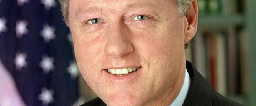 Bill Clinton: pomponlány vuduországban