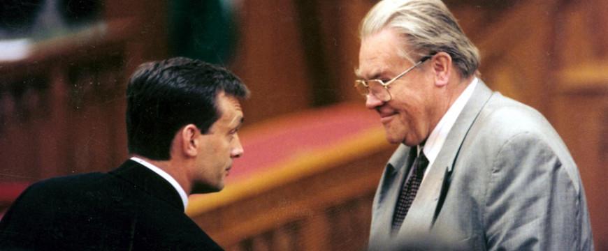 Trump, Csurka, Orbán