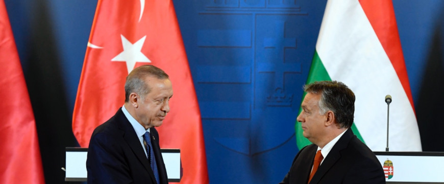 Orbán és a törökök