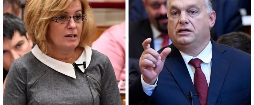 Orbán Viktor helyretette Bangónét