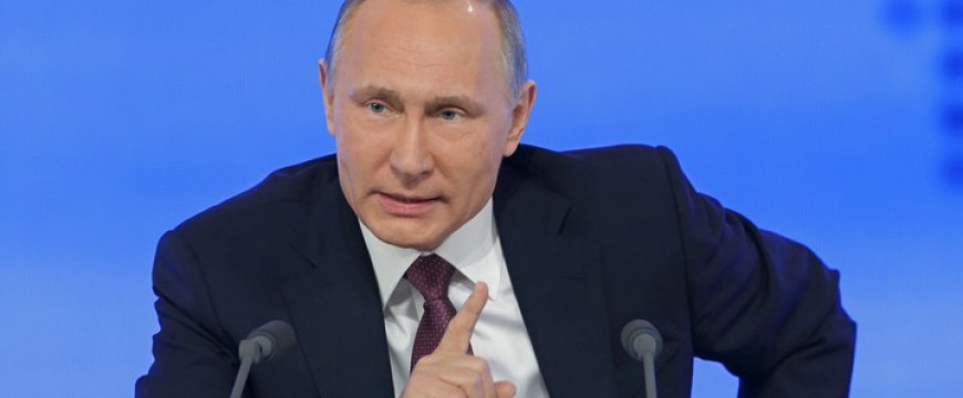 Putyin döbbenetes interjút adott a Financial Timesnak